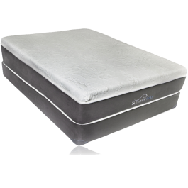 Summerfield Gel Hannah Plush Memory Foam Mattress